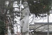中野竹子奮戦の地